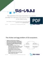 Experimentation as a Service - 5GTrials