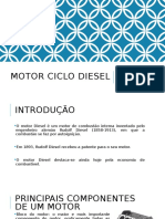 Motor Ciclo Diesel