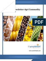 Weekly Commodity Agri News Letter by Capital Height 13-12-2010