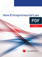 New Entrepreneurial Law Book