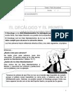 Tema 5 DECÁLOGO Y PRIMER MANDAMIENTO.docx