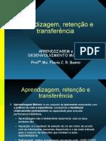Aula8 - Aprendizagem, Retenção e Transferência.ppt
