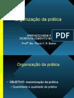Aula10 - Organização da Prática.ppt
