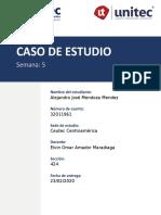 Caso de Estudios Historia de Honduras