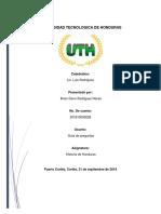 TAREA I HISTORIA DE HONDURAS, Guía de preguntas.pdf