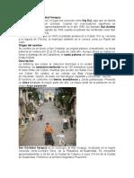 Historia de San Cristóbal Verapaz