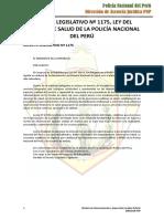 DL. 1175 LEY DE REGIMEN DE SALUD DE LA PNP.pdf