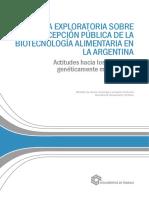 Ministerio de Ciencia Argentina