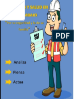 Cartilla de SST