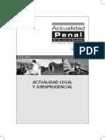 ACTUALIDAD PENAL. Volumen XIX - enero 2016