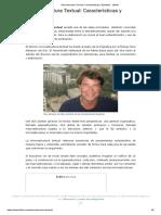 Microestructura Textual_ Características y Ejemplos