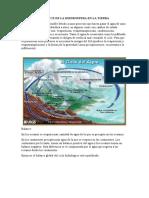 BALANCE DE LA HISDROSFERA EN LA TIERRA.docx