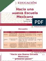 DÍA 3 NUEVA ESCUELA MEXICANA