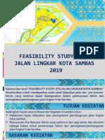 FEASIBILITY STUDY (FS) JALAN LINGKAR KOTA  layar putih.pptx