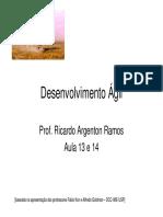 Engenharia de Software I - Aula13_14_DesenvolvimentoAgil.pdf