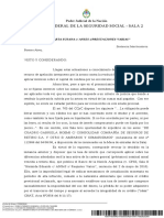 Jurisprudencia 2018- Coletto, Marta Susana c a.N.se.S
