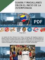 Diego Ricol - Zulia, La Guaira y Magallanes Triunfaron en El Inicio de La Postemporada
