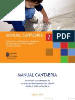 Deteccion y notificacion de situaciones de desproteccion infantil desde el sistema sanitario. Agosto 2010