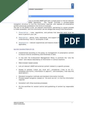UNDP Procurement User Guide 2006 | Procurement | Equity