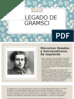 El legado de gramsci