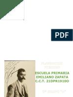 00 Febrero - 3er Grado 2020 Emiliano Zapata