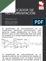 AMPLIFICADOR DE INSTRUMENTACIÓN.pptx