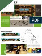 South Africa- Vrede Hotel Presentation Boards