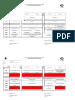Jadual Januari CIAST 2014