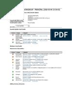 Escaner de vulnerabilidades del PC con MBSA