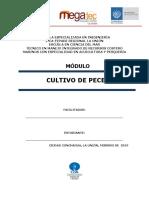 CULTIVO DE PECES PRIMER AÑO 2019