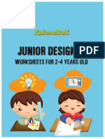 Xplorabox-Junior Designer - Ages 2-4