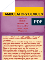 Ambulatory Devices Power Point