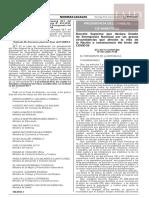 Decreto Supremo N° 044-2020-PCM
