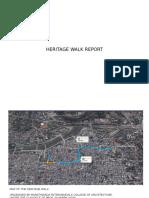 HERITAGE WALK REPORT.pptx