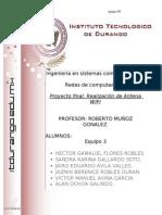 PROYECTO DE REDES!!