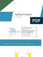 15 Aplikasi Integral (Volume)
