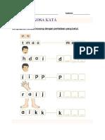 New Kosa Kata