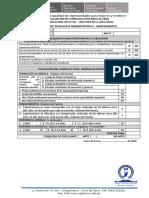 Ficha de Evaluacion Curriculo Cas Sede 2020