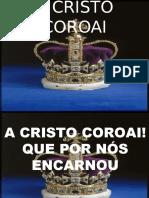 41 - A CRISTO COROAI