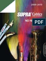 Supra Catalogue 2009 Spanish
