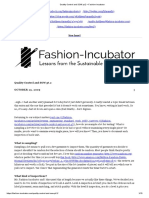 Quality Control and SOW pt.2 – Fashion-Incubator