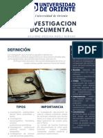 ¿QUE ES LA INVESTIGACIÓN DOCUMENTAL?.pdf