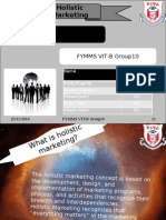 G1_VIT B Group No 10_Marketing Management_Ver 1.1