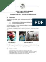 Coral Farm Protocol 01