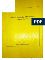 fanuc robot programming and maintenance course material.pdf