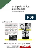 Las reformas de Deng Xiao Ping