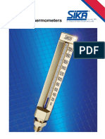 SIKA Industrial_Thermoometers