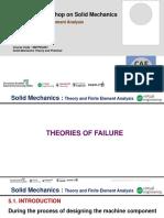 5-SoliD-Mechanics-Failure Theories