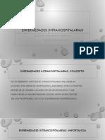 Enfermedades intrahospitalarias