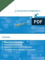2ZXCTN-BC-EN-PTN Equipments Initialization